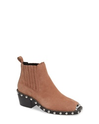 Topshop Alana Stud Ankle Bootie