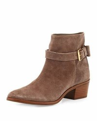 Kate Spade New York Taley Slouchy Suede Bootie Mouse