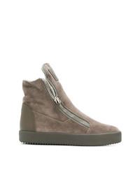 Giuseppe Zanotti Design Sneaker Boots