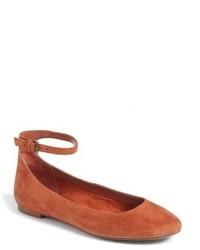 Jules ankle strap ballet flat medium 4912816