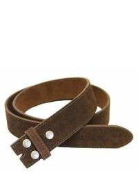 Vintage By Cathy Brown Suede Strap