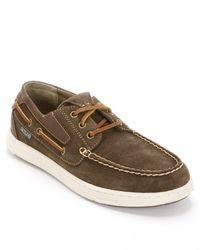 Eastland Adventure Suede Boat Shoes