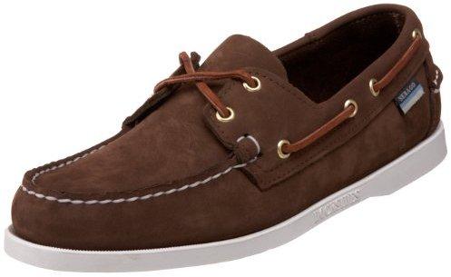 Sebago DOCKSIDES - Boat shoes - brown
