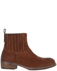 Momino Suede Ankle Boots
