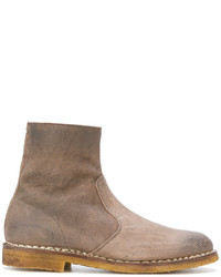Suede ankle boots medium 4394357