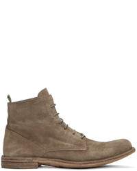 Taupe ideal 19 boots medium 1249779