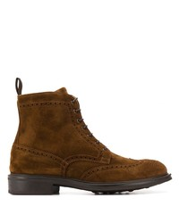 Scarosso John Lace Up Boots