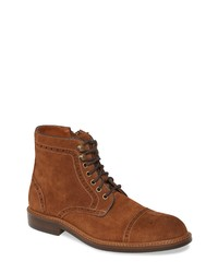 Nordstrom Men's Shop Medallion Toe Boot