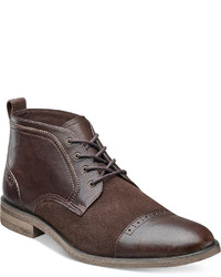 Brown Suede Casual Boots