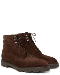 Alder suede derby boots medium 6873788