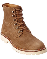 Sperry Gold Lug Suede Boot