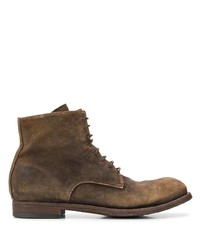 Officine Creative Hunter Suede Boots
