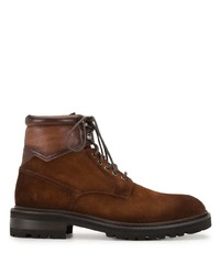 Magnanni Lace Up Leather Boots