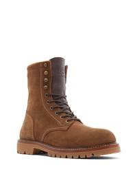 Belstaff Marshall Plain Toe Boot