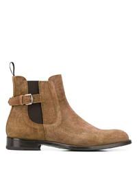 Etro Buckle Embellished Chelsea Boots