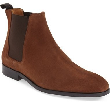 f1989101b5c1 ... Brown Suede Chelsea Boots Paul Smith Gerald Chelsea Boot ...
