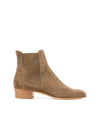 Louis Leeman Pointed Ankle Boots