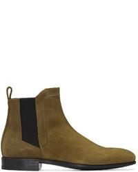 Pierre Hardy Tan Drugstore Chelsea Boots
