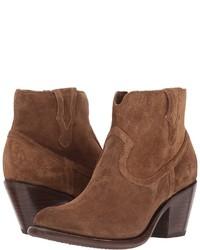 Frye Lillian Western Bootie Boots