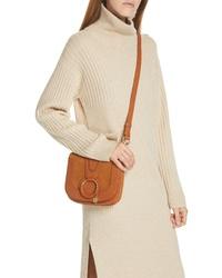 See by Chloe Hana Suede Leather Shoulder Bag