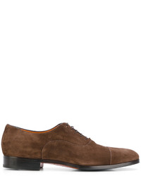 Santoni Casual Oxford Shoes