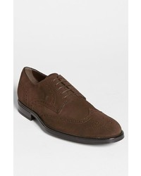 Derby suede wingtip medium 308276