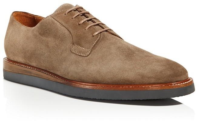 VinceDylan Suede Derby Shoes mOOMjja