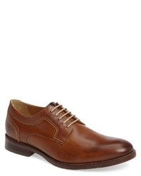 Johnston & Murphy Garner Plain Toe Derby