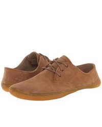 Vivobarefoot Ra Shoes Suede Light Brown