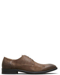 Kenneth Cole System Atic Burnished Suede Oxford