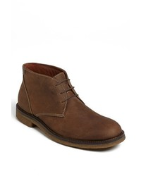 Johnston & Murphy Copeland Suede Chukka Boot