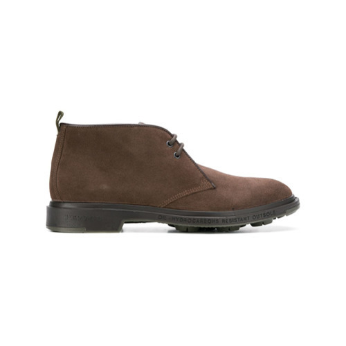 Pezzol 1951 Lace Up Boots