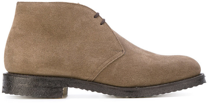 Church's Lace Up Desert Boots