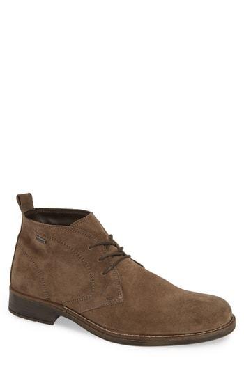 1901 Stevens Waterproof Chukka Boot