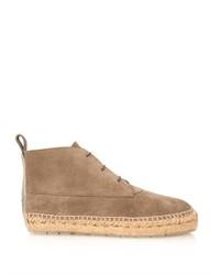 Balenciaga Suede Desert Boots