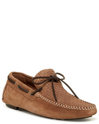 Dune London Benzel Woven Driving Loafer