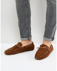 Pier One Suede Drivers In Tan