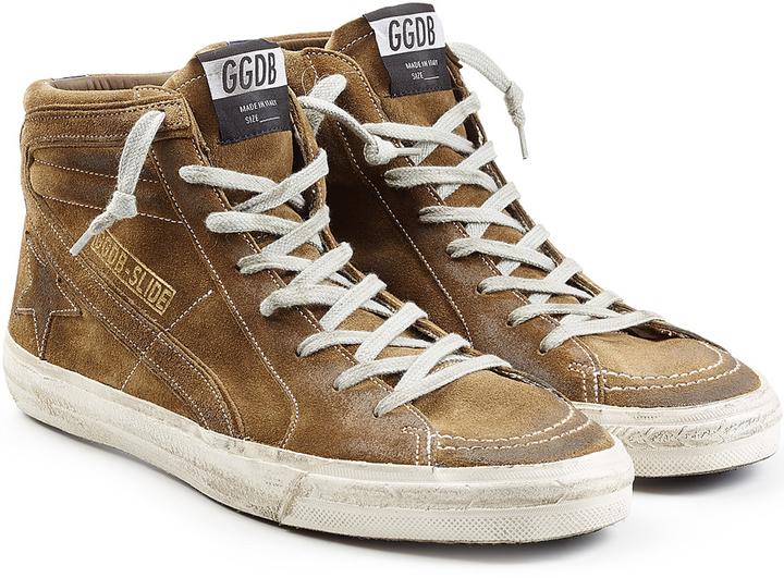 FOOTWEAR - High-tops & sneakers Golden Goose WpPsqWa