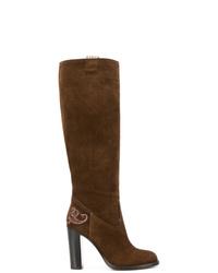 Etro Block Heel Boots