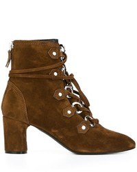 Lace up ankle boots medium 788009