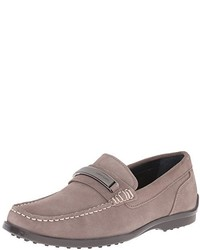 Calvin Klein Keeran Suede Slip On Loafer