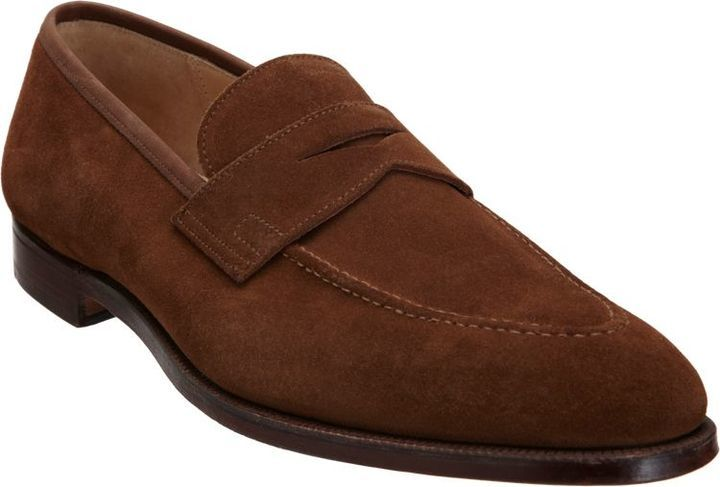 4363347136c Crockett Jones Crockett Jones Sydney Penny Loafers