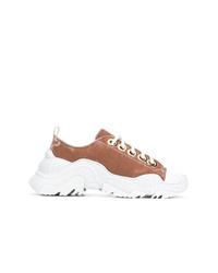 N°21 N21 Lace Up Sneakers