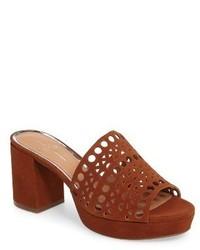 Ofra block heel mule medium 4951903