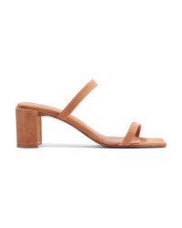 BY FA Tanya Suede Mules