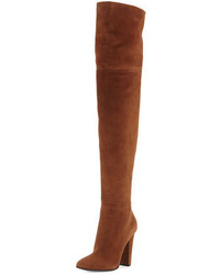 Alabama suede over the knee boot castor medium 676337