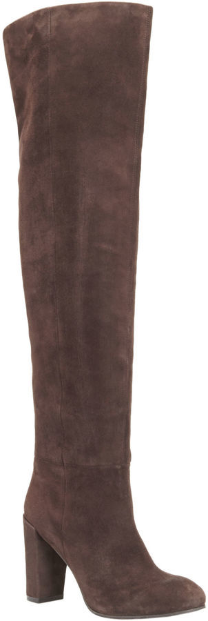 9f38e56a9dd ... Suede Over The Knee Boots Nine West Snowfall Over The Knee Boots ...