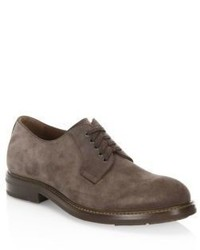 Aquatalia Roberto Suede Oxfords