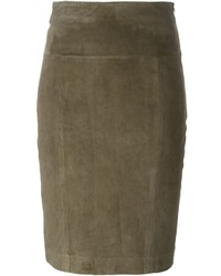 Eleventy Classic Pencil Skirt