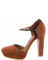 See by Chloe See By Chlo Suede Platform Pumps